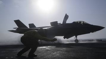 uk's f-35s given all-clear after us crash