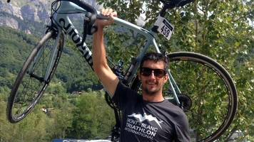 hunting ban after mountain biker shot dead in french alps