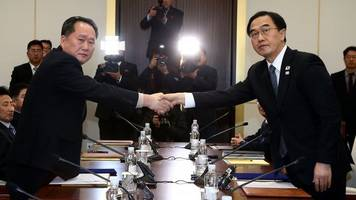 Koreas Move Forward With Plans To Reconnect Roads and Rails