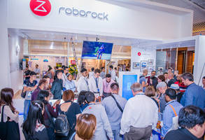 roborock showcases the upgraded xiaomi robot vacuum cleaner and the xiaowa series at the hong kong electronics fair