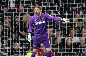 'scumbag' steals from derby county star scott carson while he is in bed