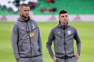 Mason Mount an unused substitute as England record impressive Nations League win at Spain