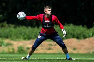 bristol city stalwart ready to get back up again after injury and blackburn rovers transfer links