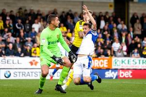'what is darrell clarke doing? bristol rovers cannot win with that game plan'