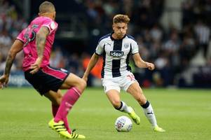 harvey barnes praises former manchester city man for helping him settle in at west brom