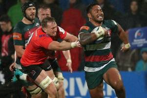missed chances cost us dear against ulster, says leicester tigers' tom youngs