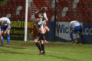 archie brennan on a decade at cheltenham town, tackling forest green rovers in the fa youth cup and facing chelsea wonder kid ethan ampadu