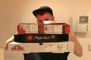 pizza hut, domino's or papa john's? we sample all three to find out which is best