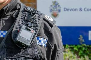 Criminals pleading guilty as new police bodycams record exactly what they've done