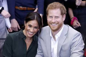 Prince Harry and Meghan Markle's royal baby's expected due date revealed