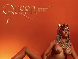 "nicki minaj flexes her stats: ""queen becomes my 4th platinum album in the us"""