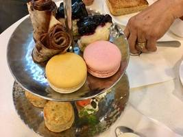 paris in a bite in westlake specializes in french delicacies, especially macarons