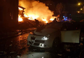 Explosion targets Russian Jewish community leader; WJC condemns attack