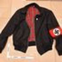 'neo-nazi' accused of posing in kkk robes with baby son named after hitler