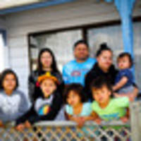 eviction day tomorrow ... family of eight with nowhere to live hopes for stay of execution