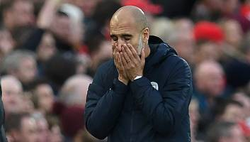 manchester city boss pep guardiola claims they 'aren't ready' to win champions league yet