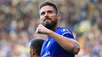 Olivier Giroud Explains Why He Believes Chelsea Are the 'Top Club' in England