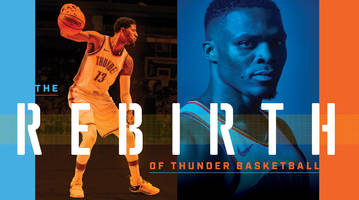 the rebirth of thunder basketball: a bond between stars provides new hope in okc