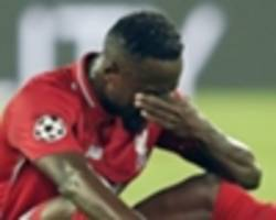 liverpool injury concerns grow as keita carried off in guinea clash