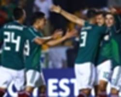 Mexico vs Chile: TV channel, live stream, squad news & preview