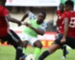 nigeria coach rohr expects 'tougher' libya test in sfax