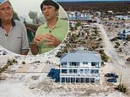 florida home that survived hurricane michael was built to survive the big one