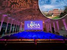 kensington palace cinema: luna cinema comes to the royal residance