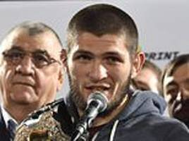what next for khabib nurmagomedov with offers from floyd mayweather, bellator and wwe?