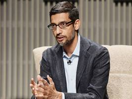 sundar pichai spoke about google's china plans for the first time and it doesn't look like he's backing down (goog)