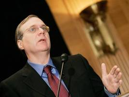 the fabulous life of microsoft's billionaire cofounder paul allen, who has died at the age of 65 (msft)
