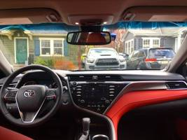 We drove a $39,000 Toyota Camry that's loaded with cool features — here are the best ones