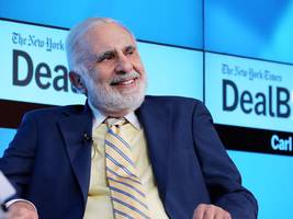 carl icahn is insulting michael dell over a deal that would take dell public again — and an insider says that he's rallying investors to his side (dvmt, vmw)