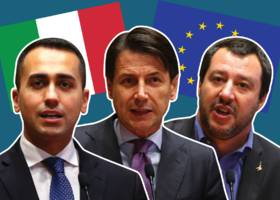 italy just took a step closer to a major clash with the rest of europe over its budget crisis