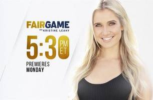 Join Kristine Leahy for an exclusive look into the lives of the world's greatest athletes | FAIR GAME — MON., OCT. 22