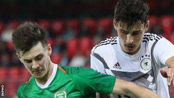 germany u21 2-0 republic of ireland u21