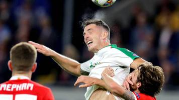 nations league: ciaran clark out of republic of ireland's wales game