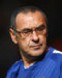 chelsea news: maurizio sarri names only two champions league contenders, shock exclusions