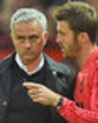 """man utd news: michael carrick responds to claims players aren""""t trying under jose mourinho"""
