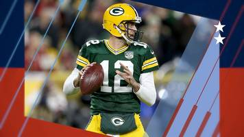 NFL: Inch-perfect Aaron Rodgers leads Green Bay Packers to win over San Francisco 49ers