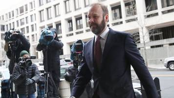 judge approves rick gates' request to end gps monitoring