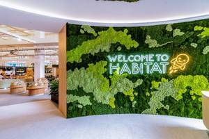 honestbee launches a world's first 'newgen retail' concept: habitat by honestbee, a one of a kind tech-enabled, multi-sensory grocery and dining experience
