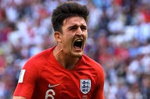 thousands sign campaign to see harry maguire as the new face of the £50 note