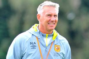 nigel adkins facing a pivotal spell to prove he has a long-term future as hull city boss