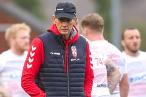 Wayne Bennett on England's competition for places, his future and 2019 Lions tour