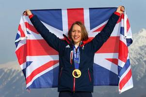 olympic great and former gloucestershire based student lizzy yarnold retires