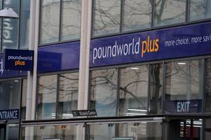 nottingham could be about to get a £5 shop as poundworld re-brands