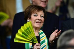 the unexpected reason norwich city chief delia smith will miss the nottingham forest match