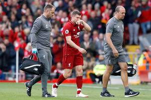huge james milner update will leave liverpool fans delighted before clash with huddersfield