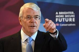 John Major launches blistering attack on Brexiteers and says they 'will never be forgiven or forgotten'