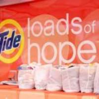 procter & gamble brings relief to residents affected by hurricane michael with p&g product kits and tide loads of hope laundry services